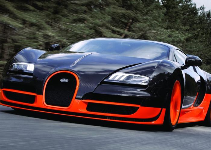 Veyron Super Sport