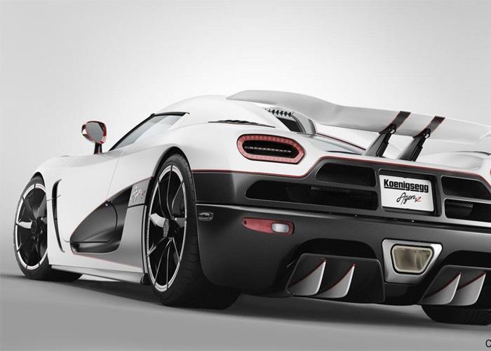 Koenigsegg Ager R