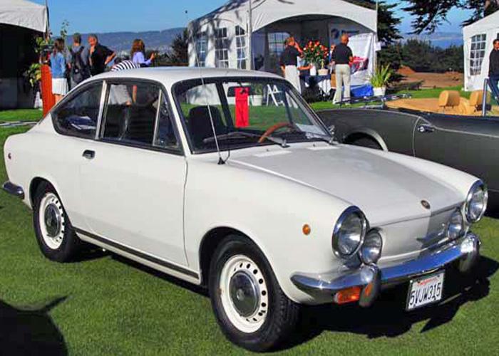 Fiat 850 — 1966