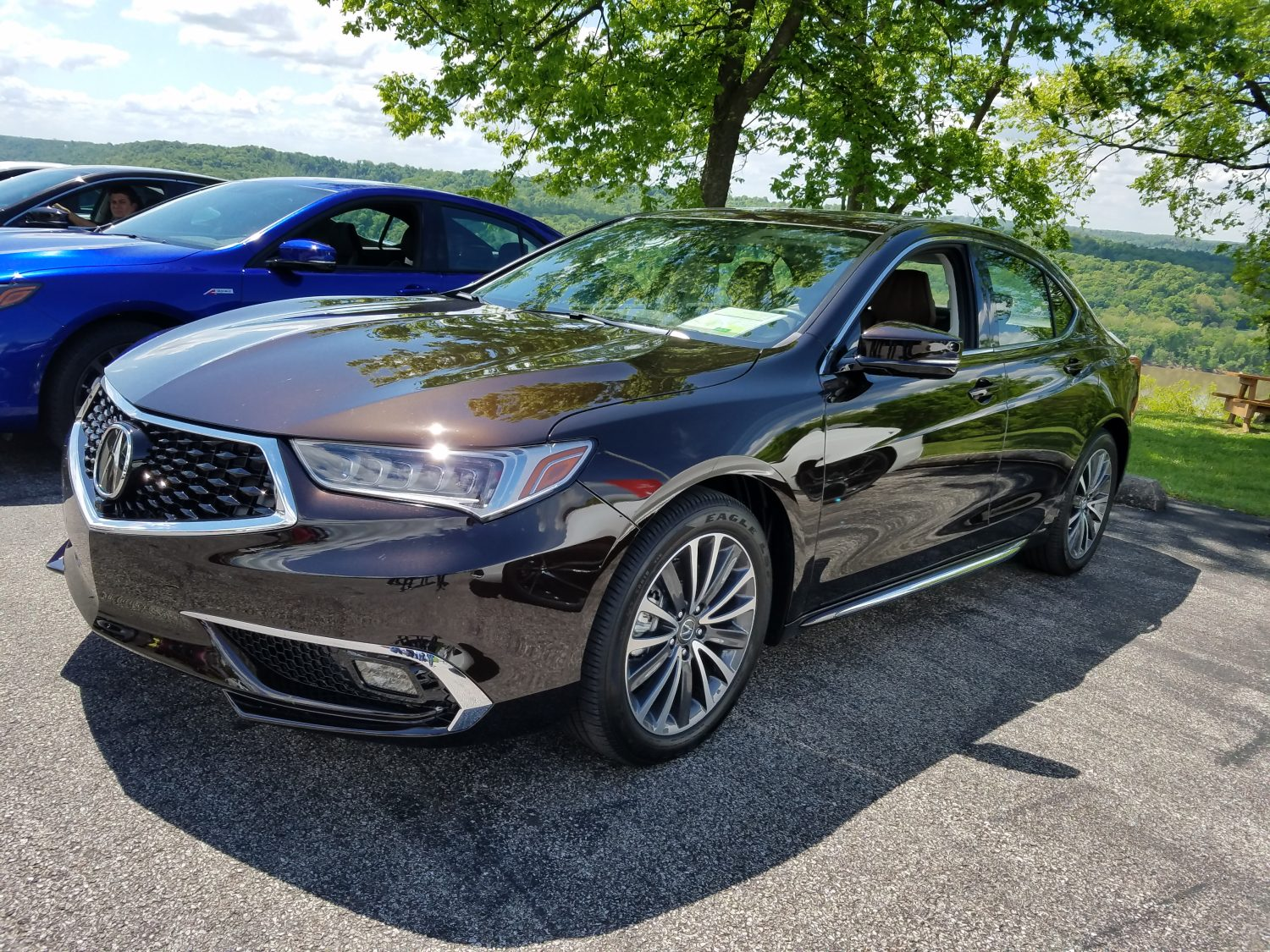 2018 Acura TLX First Drive Review — Accord Brougham
