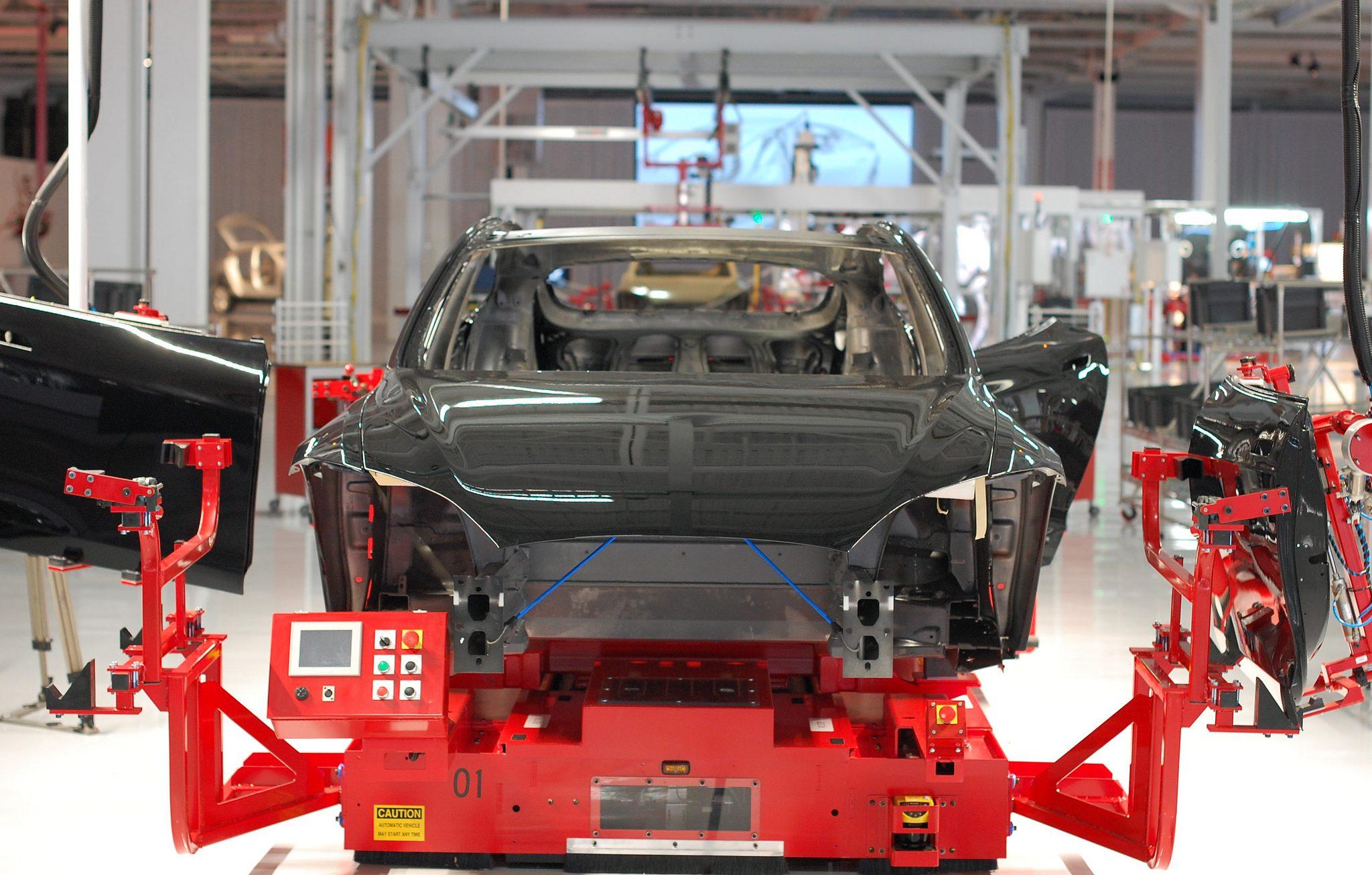 Тесла обнародовал заявление о днях безопасности работников перед докладом о разорении