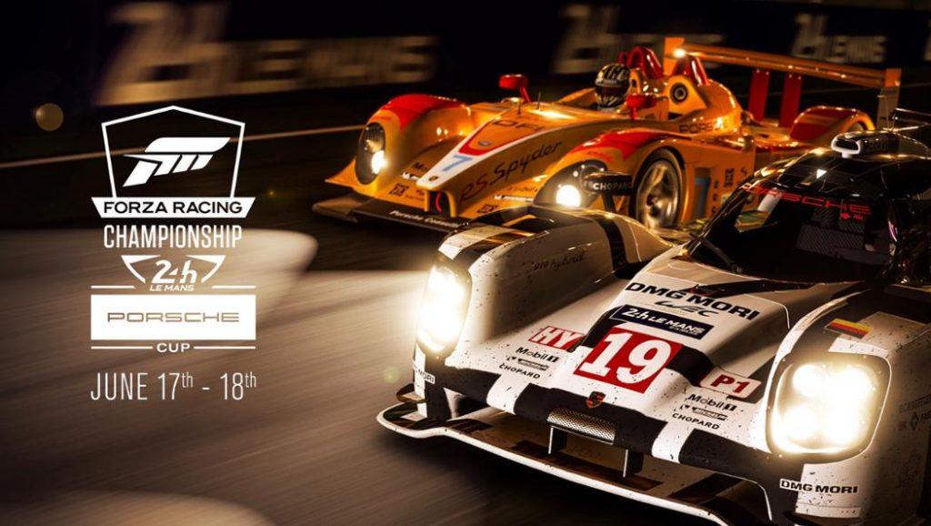 Гибридный Porsche представила 919