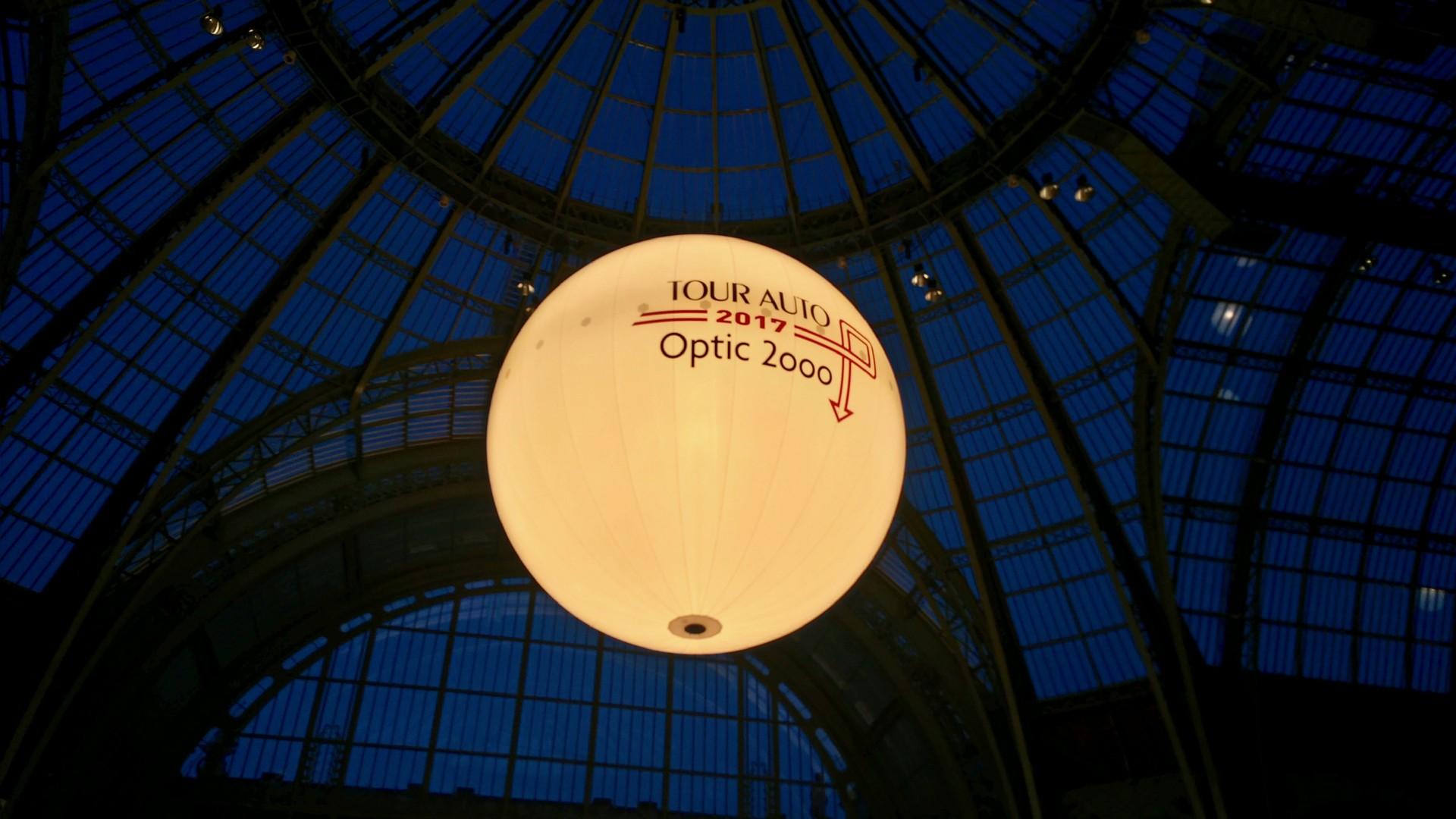 Tour Auto 2017 в Grand Palais, комната для  элегантность