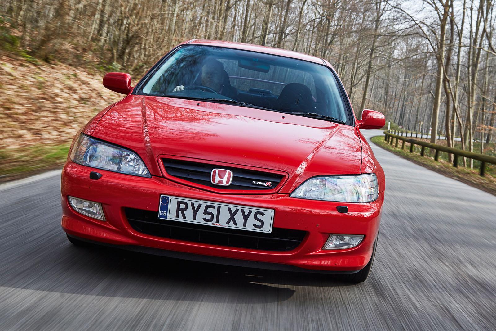 Honda Accord Type R Руководство по покупке подержанных автомобилей