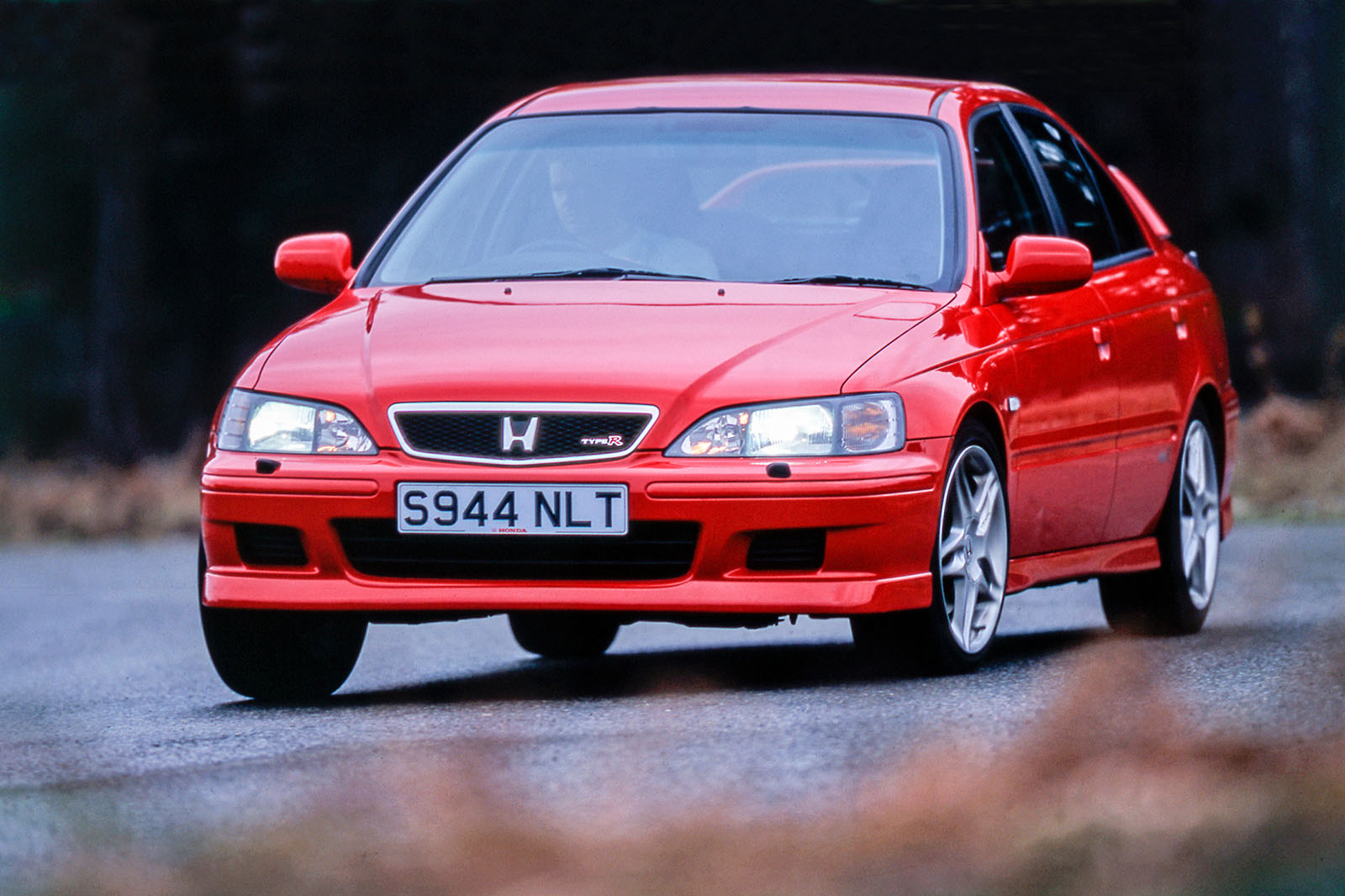 Предыдущие Мастера: использовали Honda Accord Type R обзор