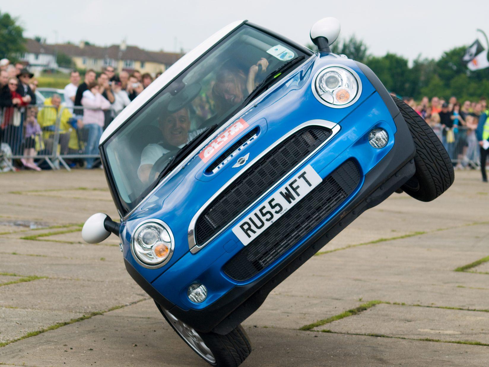 QOTD: что современный автопроизводитель самый дерзкий?