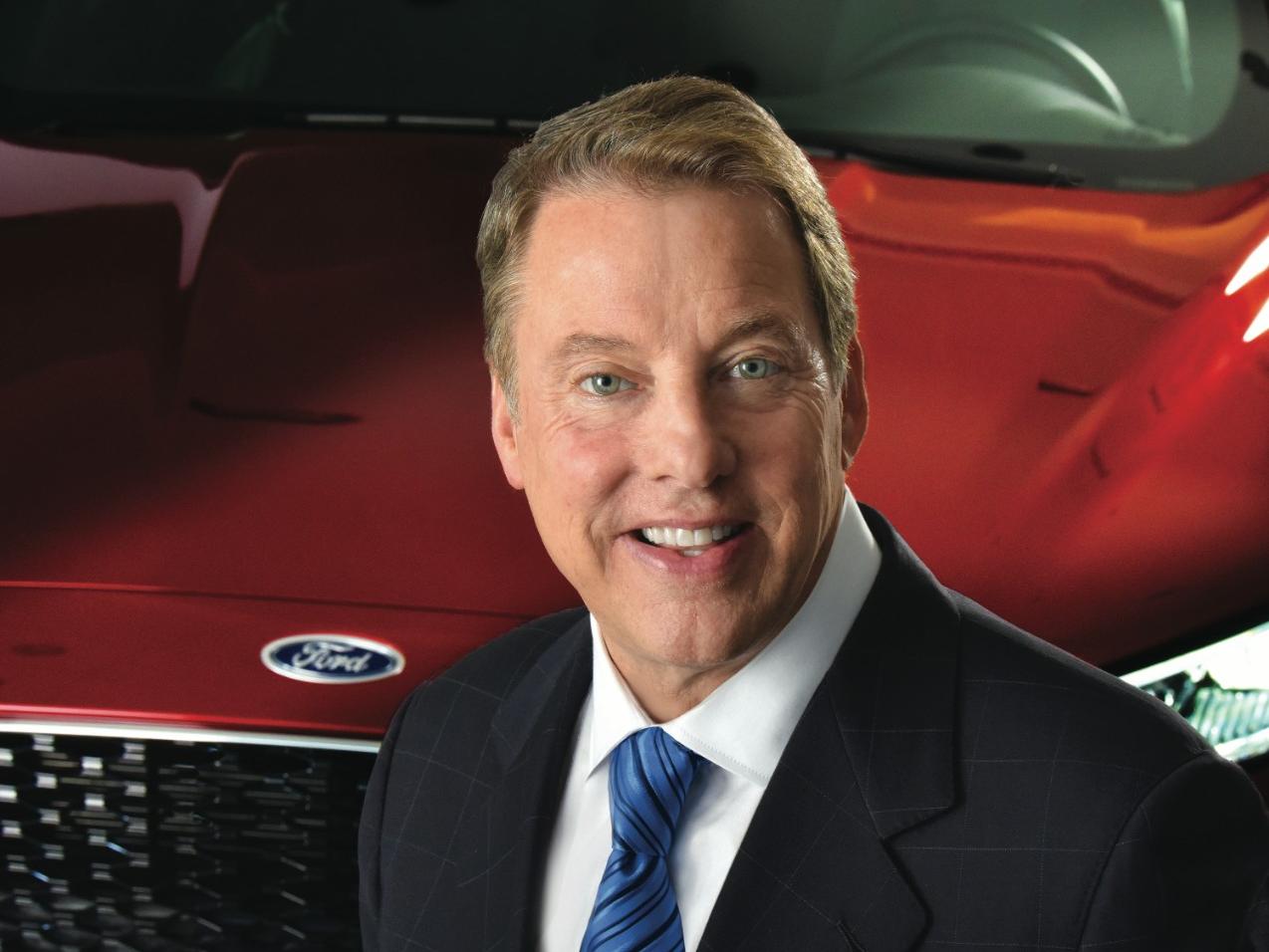 Билл Форд признал возмущение акционеров на месте экс-генерального директора Марк Филдс
