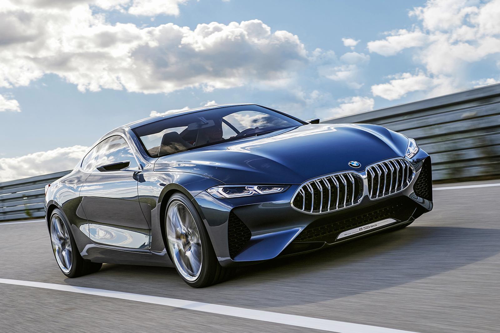 BMW 8 Series вернется в 2018 году