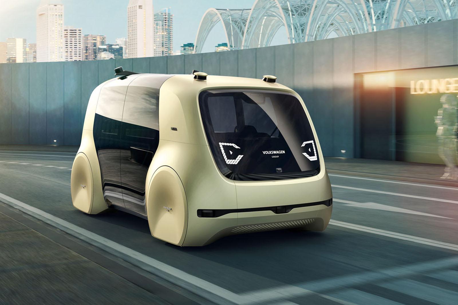 Будущее автомобиля: руководство Autocar