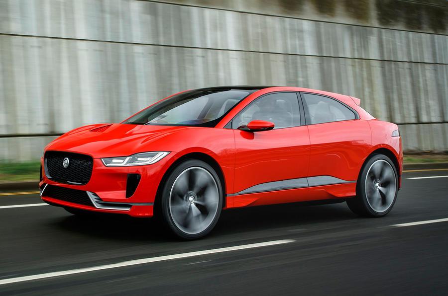 Влияние гонки Jaguar I-Pace доказало свою решающую роль в борьбе с моделью X