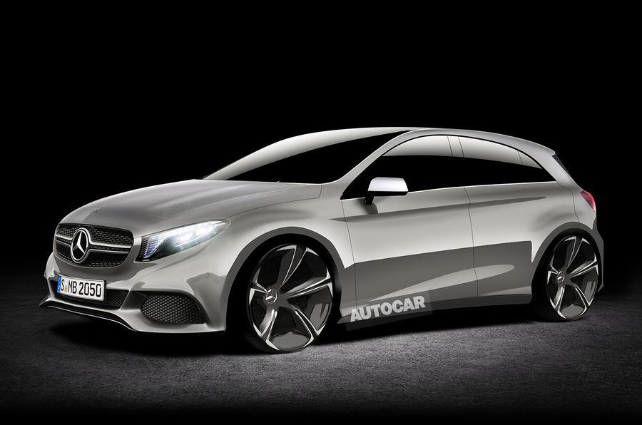 Mercedes-AMG представит новые модели моделей A 45, CLA 45 и GLA 45
