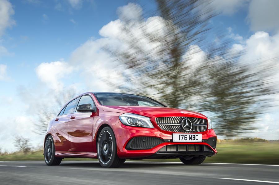 Новые бензиновые двигатели Mercedes-Benz начального уровня на пути
