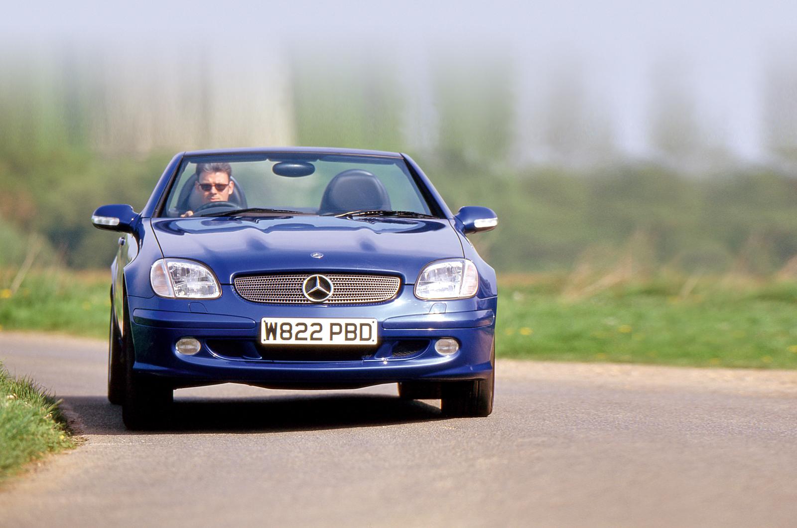 Mercedes-Benz SLK Руководство по покупке подержанных автомобилей