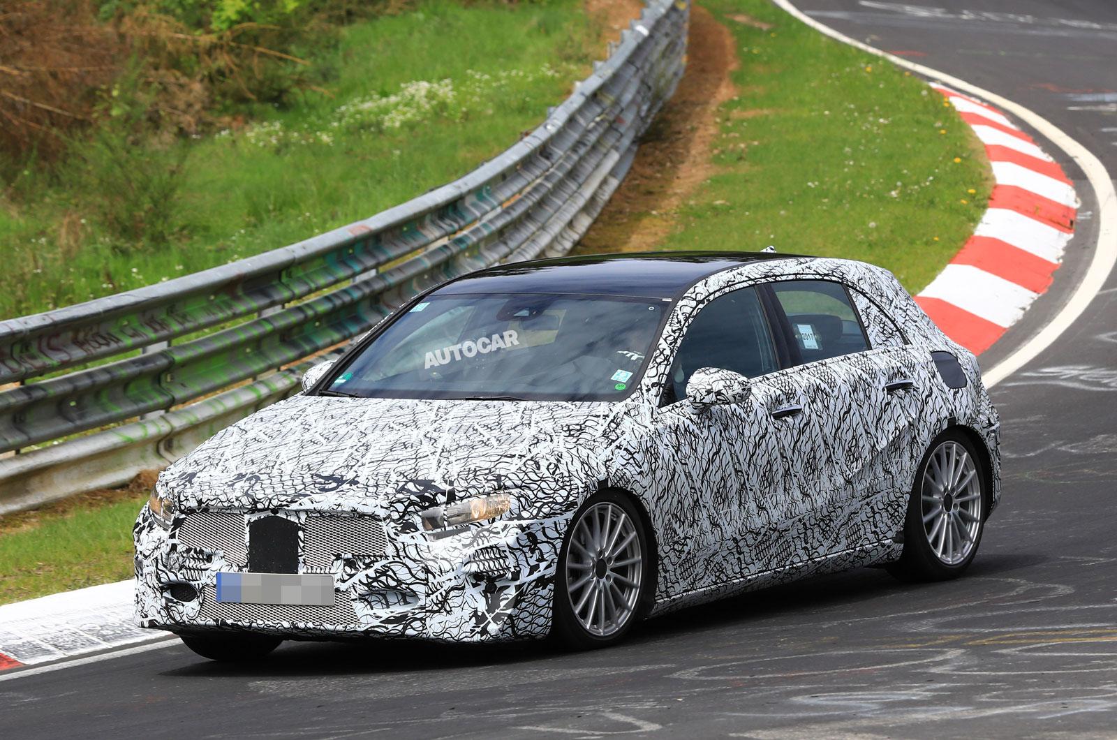 Следующий Mercedes A-Class, чтобы получить S-класса автономных технологий и острее выглядит