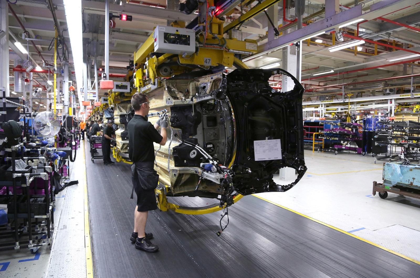 Британская автомобильная промышленность: Brexit заключает сделку между приоритетами в области автомобилестроения для следующего правительства