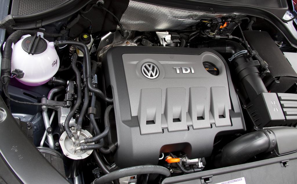EPA одобрило ремонт дизеля для дополнительных 84 000 Volkswagen: отчет