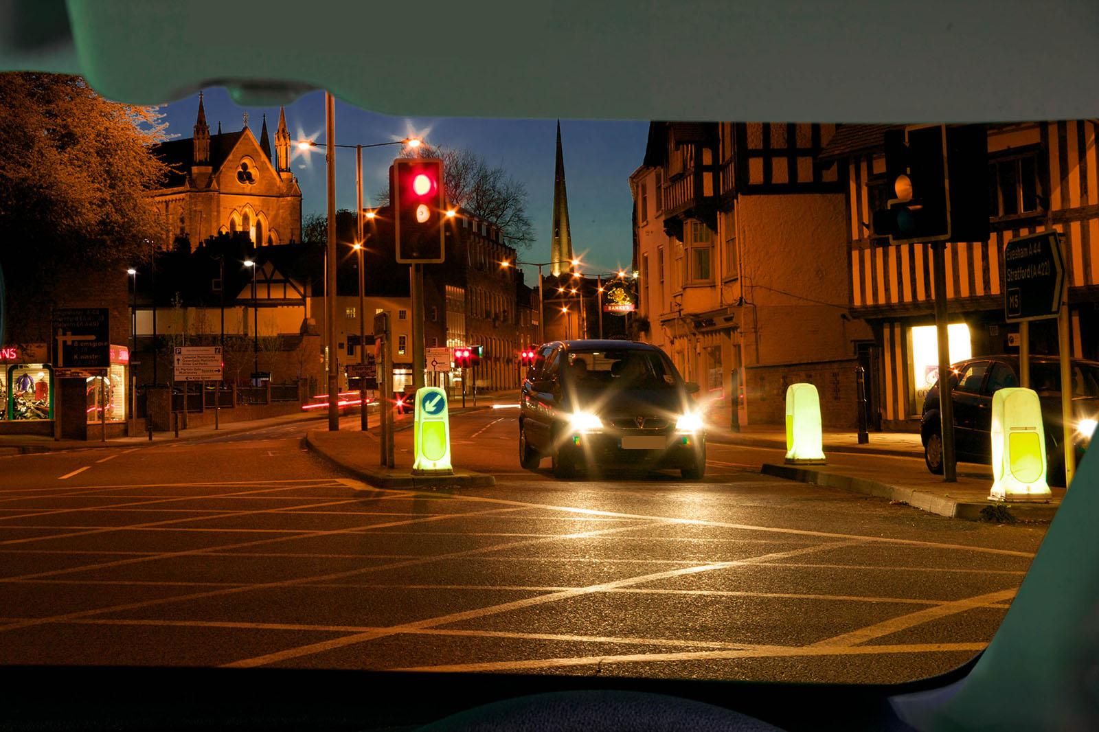 Интеллектуальные светофоры, которые снижают перегрузку, будут развернуты в следующем году