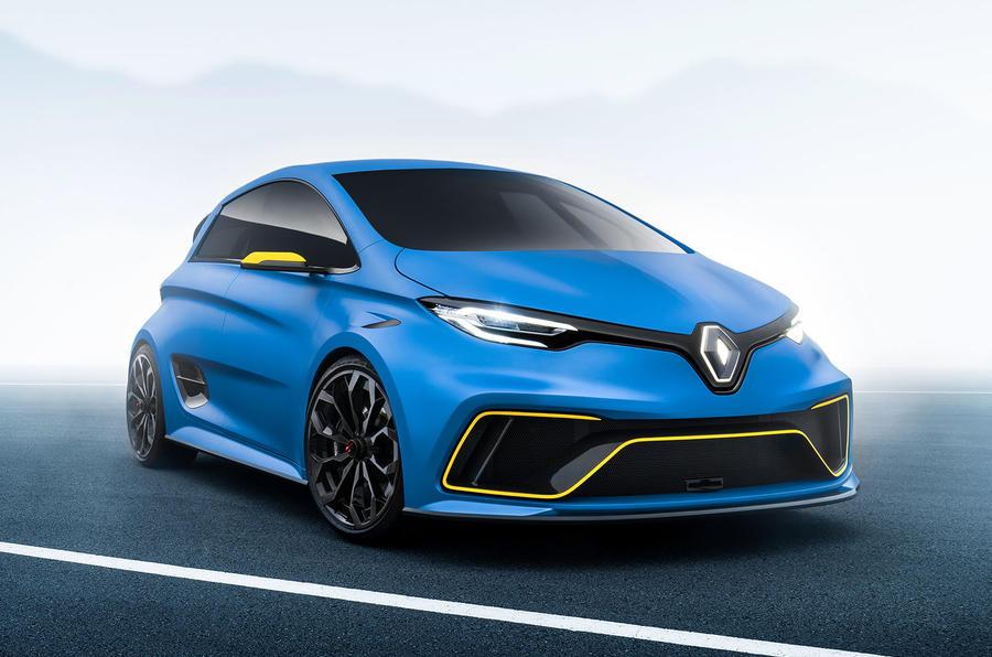 EV и цены на автомобили с двигателями внутреннего сгорания, чтобы выровняться к 2025 году, говорит Renault