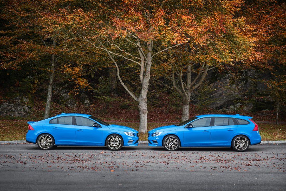 Volvo Polestar может стать отдельным брендом производительности для EVs