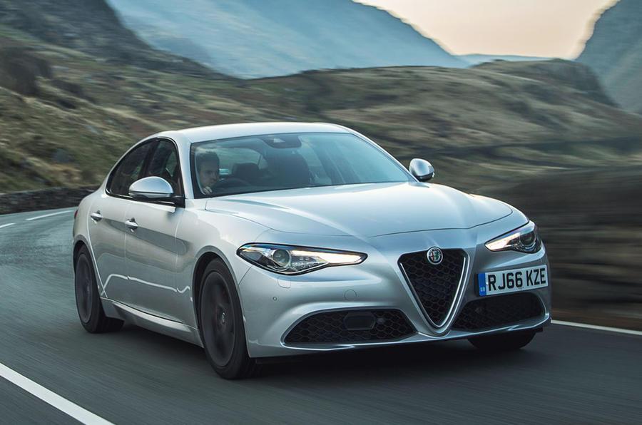 Лучшие предложения по новым автомобилям: специальный дизайн — сэкономить £ 4200 на Alfa Romeo Giulia