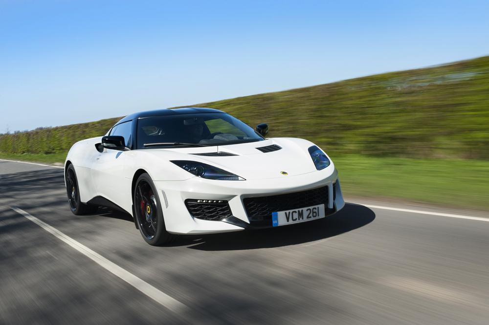 Производство Lotus может начаться в Китае, заявляет новый владелец