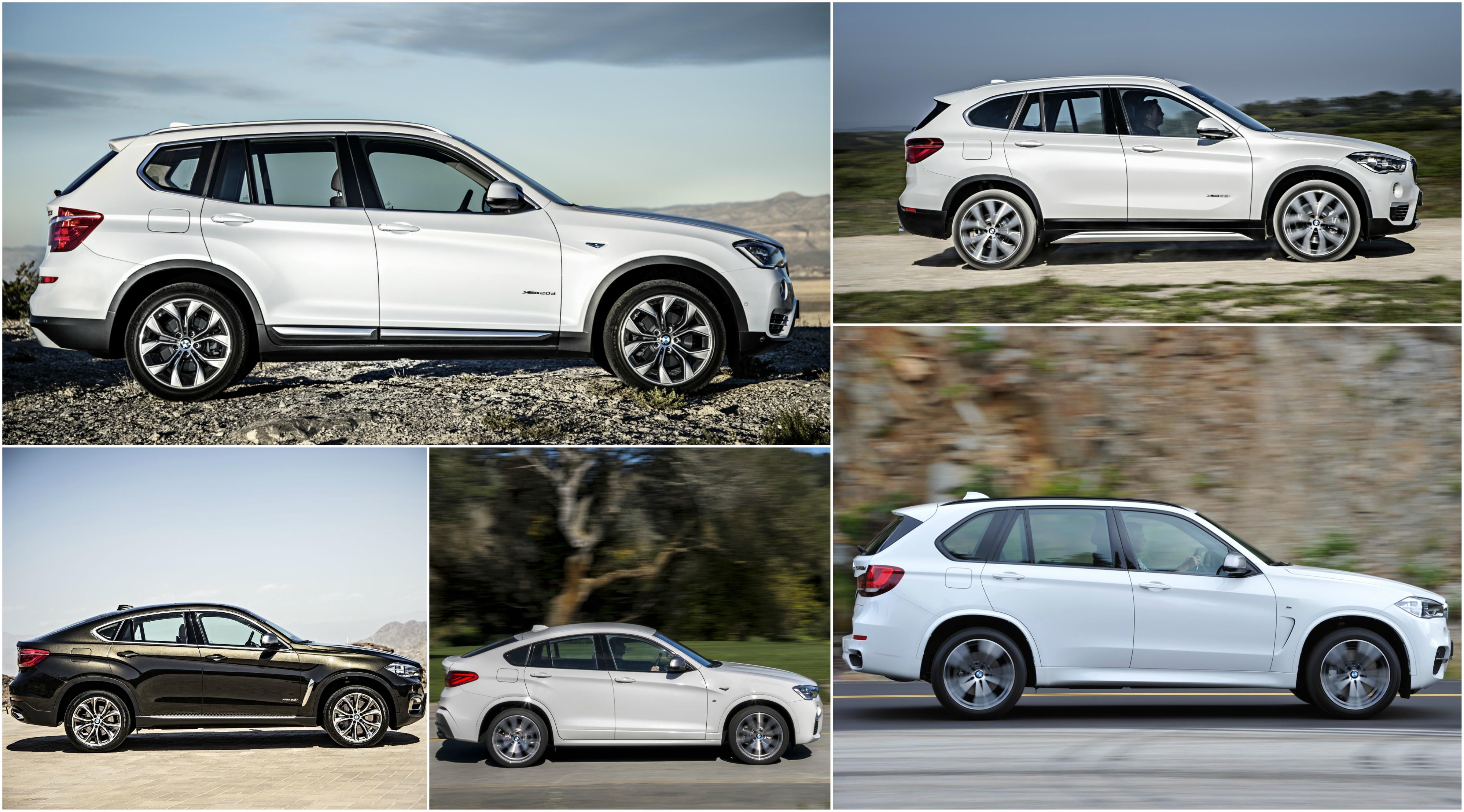 Внедорожник BMW будет тщательно обновлен и расширен до начала 2019 года