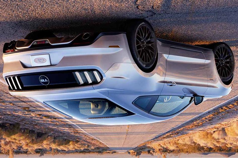 Новый большой рынок Ford Mustang: Австралия