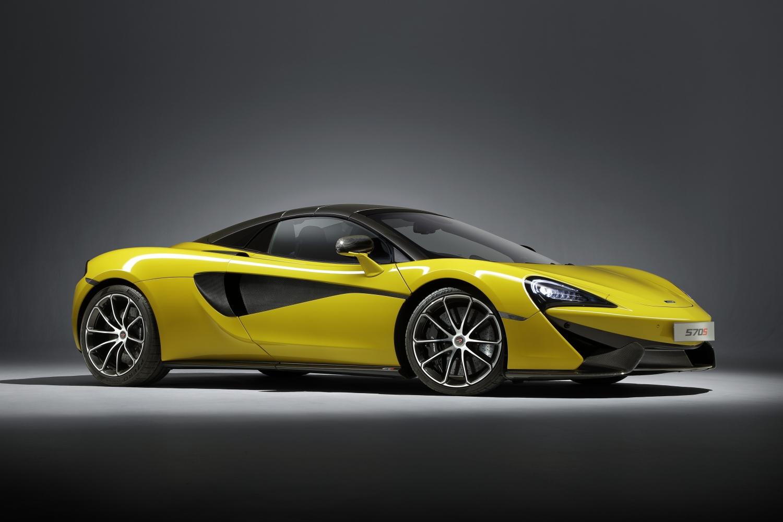 Автомобильные продажи и прибыли McLaren растут;