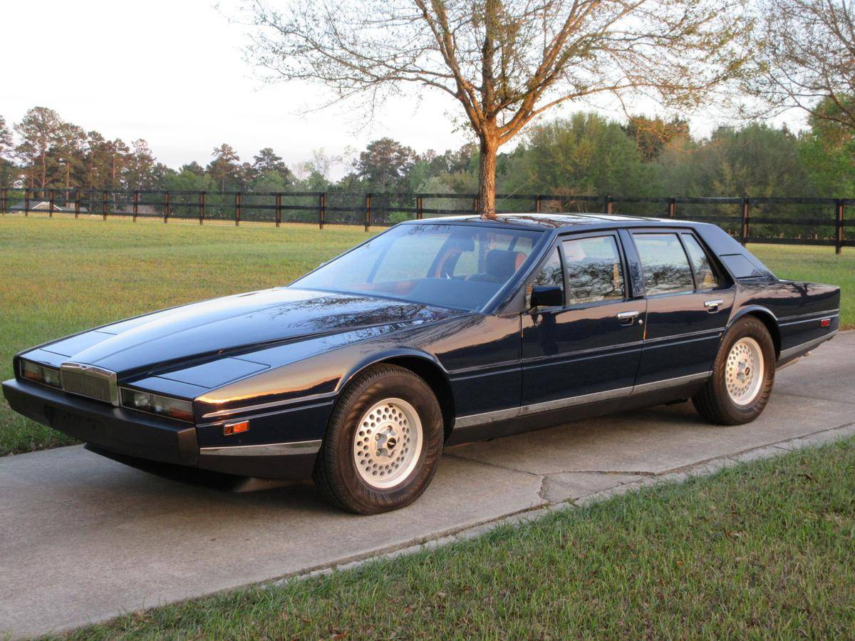 Rare Rides: 1984 Aston Martin Lagonda, Paragon of Reliability
