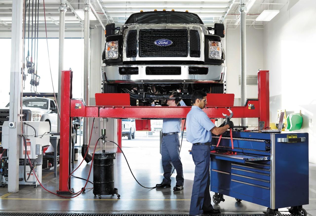 Ford's Rao объединяет компании: наши сервисные центры ждут;
