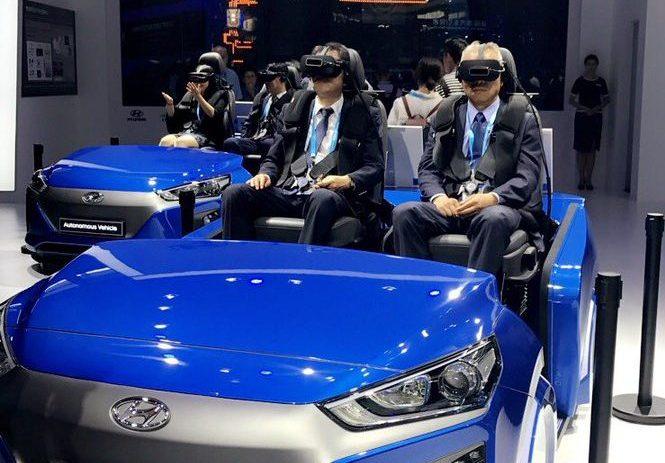 Автопроизводители продолжают уделять приоритетное внимание технологическим выставкам и Китаю