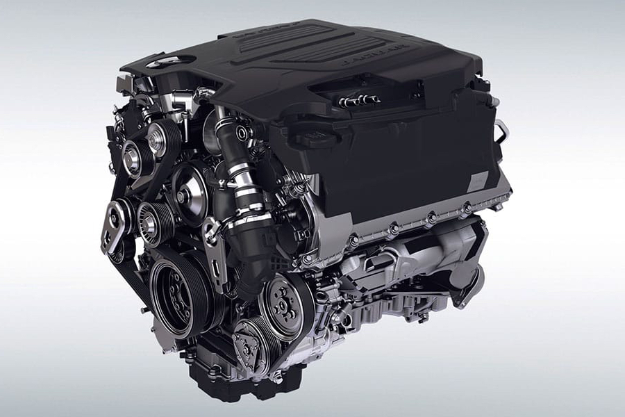 У V8 Engine есть будущее в конце концов, говорит руководитель проекта Jaguar