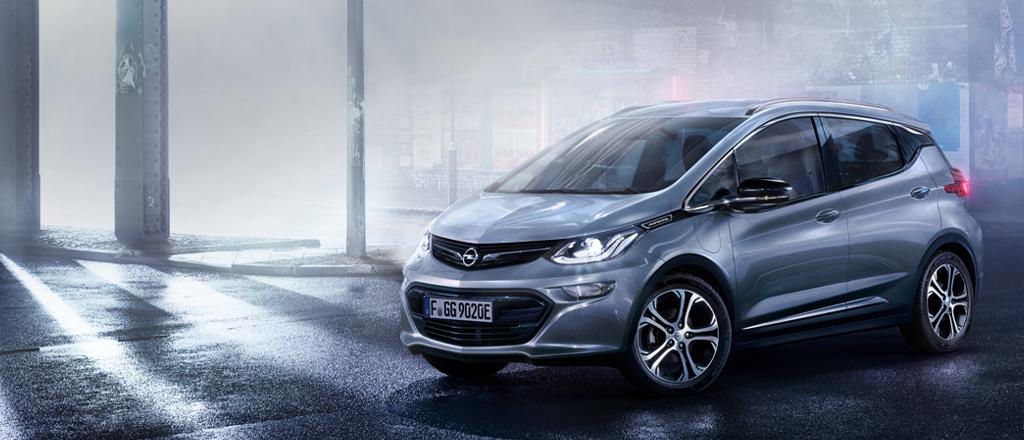 Opel имеет новый вид!