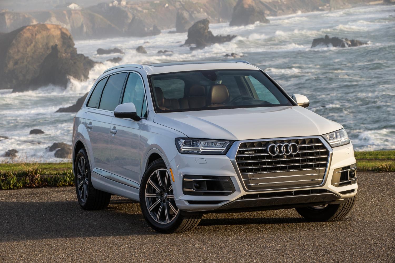 Американцы хотят больше, и Audi работают над этим