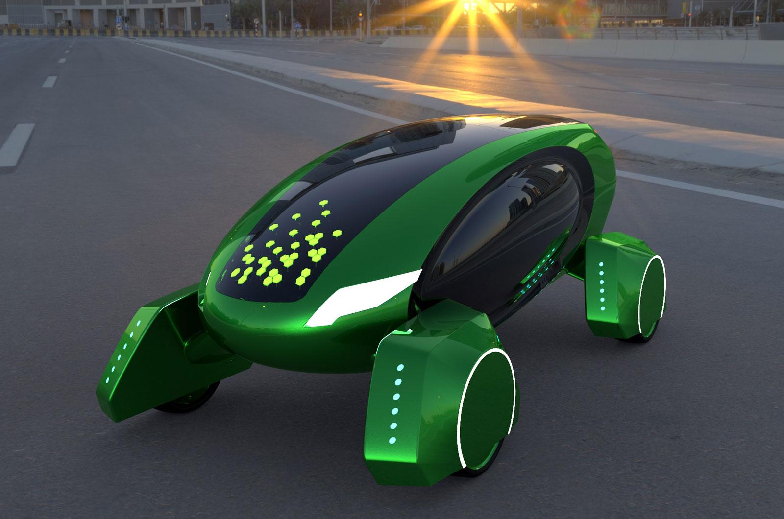 Новый автомобиль без водителя Car-Go может сократить транспортные расходы на 90%
