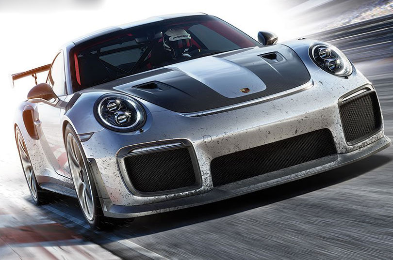 Новый 700bhp Porsche 911 GT2 RS просмотрен — видеоролики Nürburgring