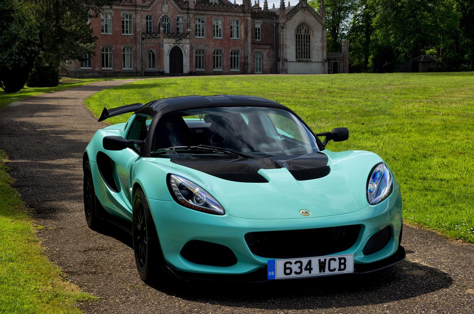 Lotus Elise Cup 250 показал, что «чистейший четырехцилиндровый Lotus все же»