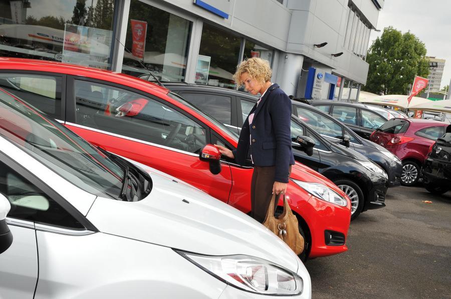 В мае 2017 года регистрация дизельных автомобилей сократилась на 20%