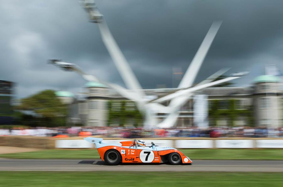 Предварительный просмотр Goodwood Festival of Speed - McLaren 570S сделает дебют