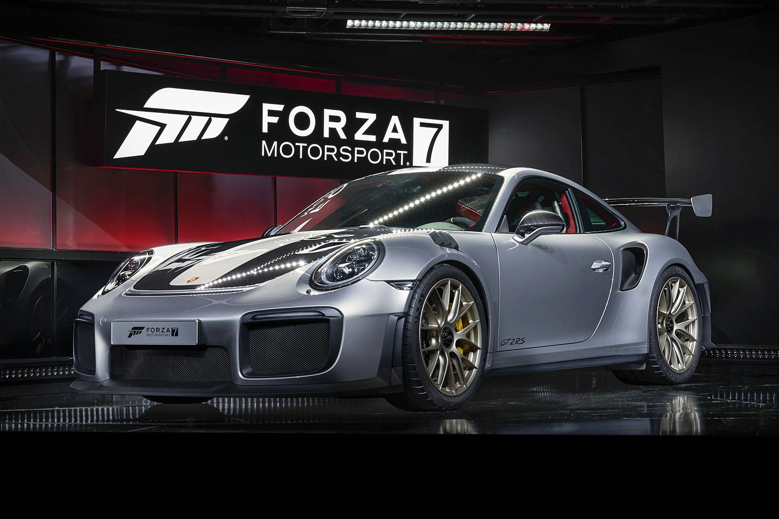 700bhp Porsche 911 GT2 RS — новые фотографии и видео Nürburgring