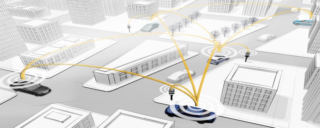 Bosch х Autotalks: Цифровая связь между мотоциклами и автомобилями