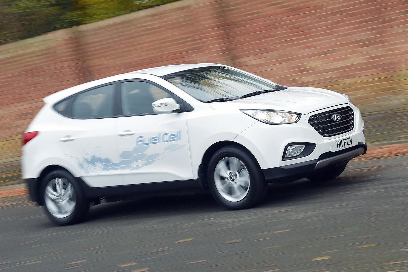 Долгосрочный тест топливной ячейки Hyundai ix35: ограничения водородных топливных элементов