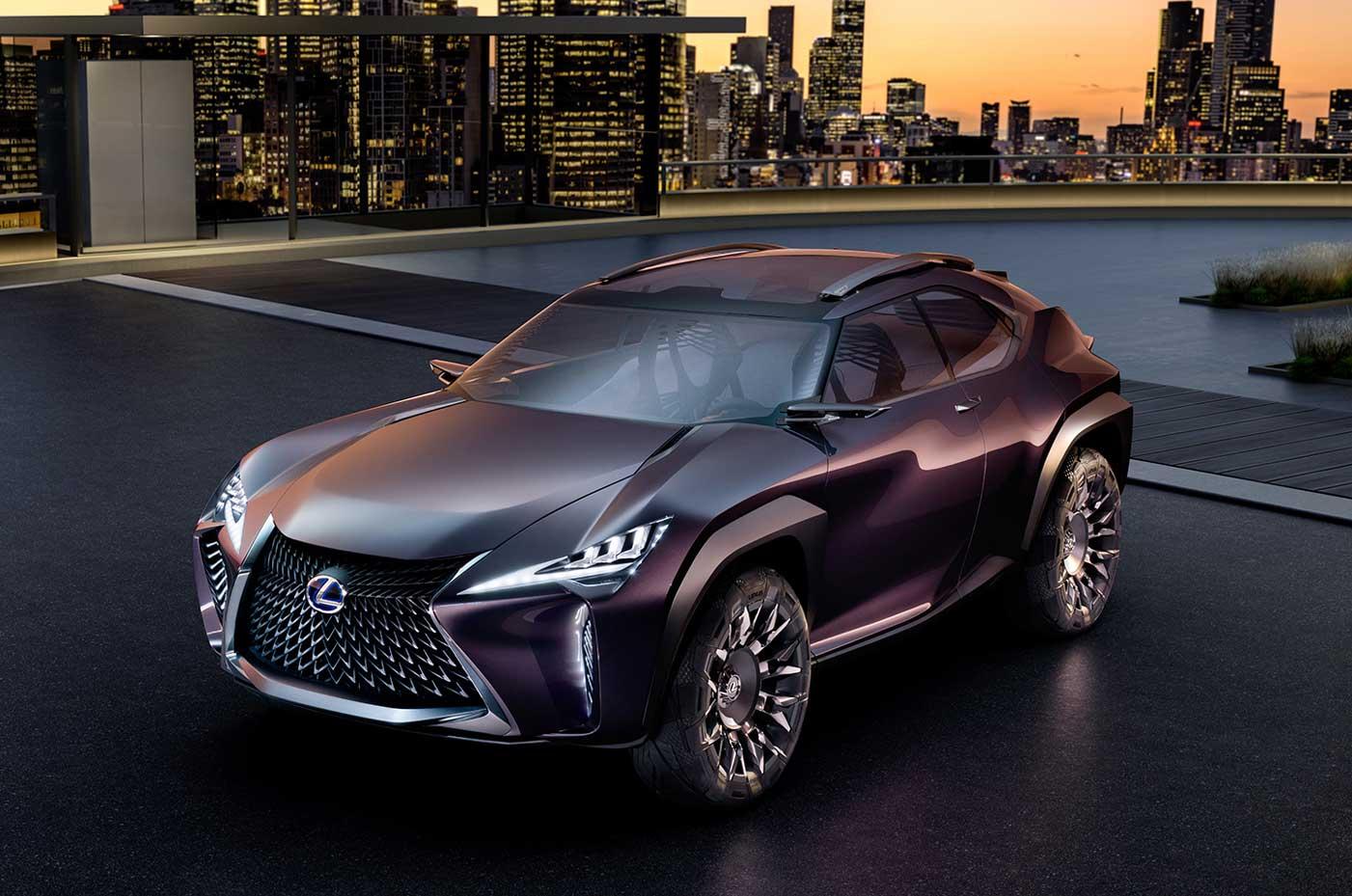 Lexus готовит семиместного конкурента Range Rover для автосалона в Токио