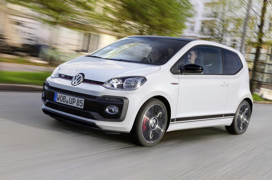 Volkswagen ограничит модели GTI Golf, Polo и Up