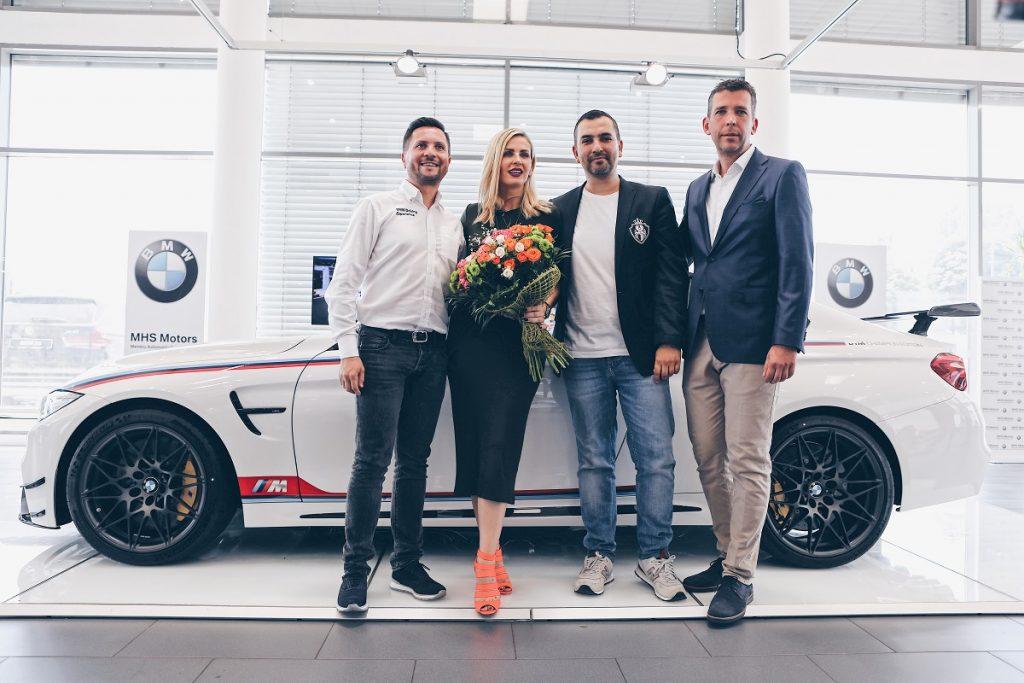 Эксклюзивный BMW Полный привод Опыт +2017 Клуж-Напока