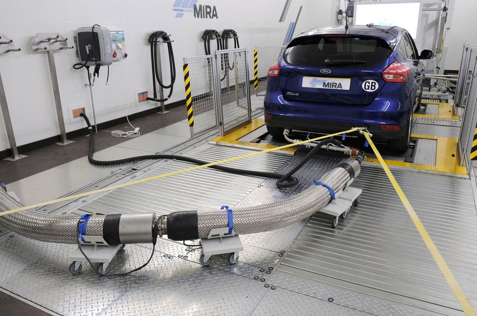 На сайте MIRA Nuneaton открыт новый испытательный центр с расширенными выбросами