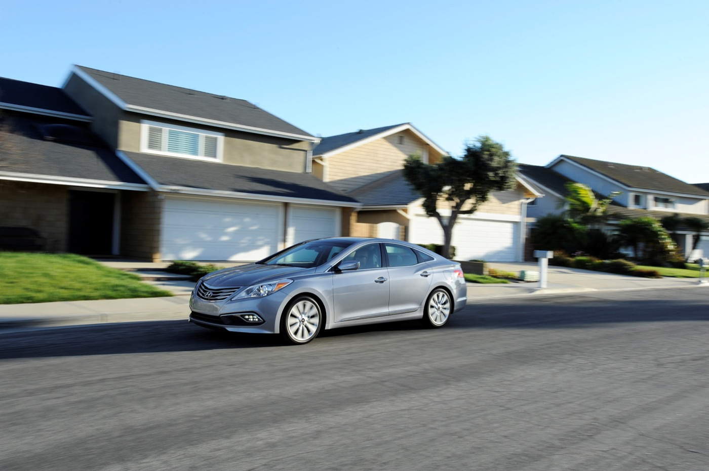 Официально: Hyundai Azera мертв после 2017 года — Genesis Knocked It Down, внедорожники убили его