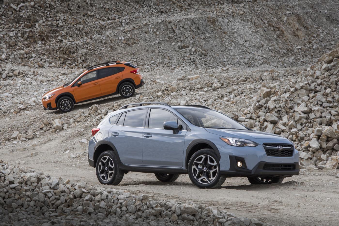 Subaru Crosstrek больше, чем просто большой объем для Subaru, это хороший объем