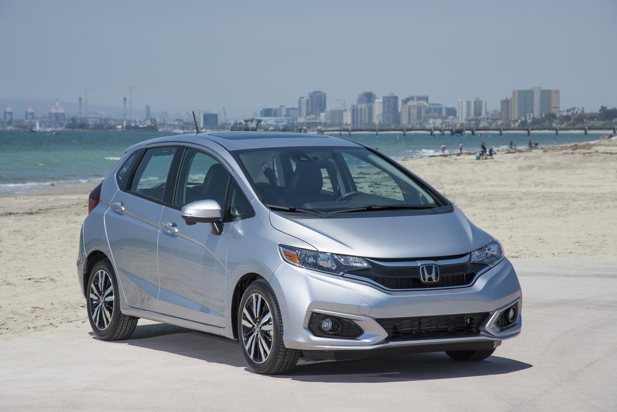 Новая цена, больше контента, связанного с обновленной версией Honda Fit 2018