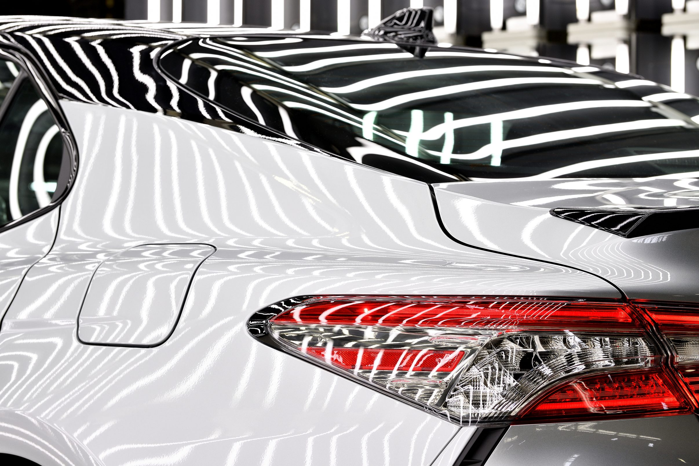 Toyota утверждает, что новый Camry представляет собой эволюцию для всей компании